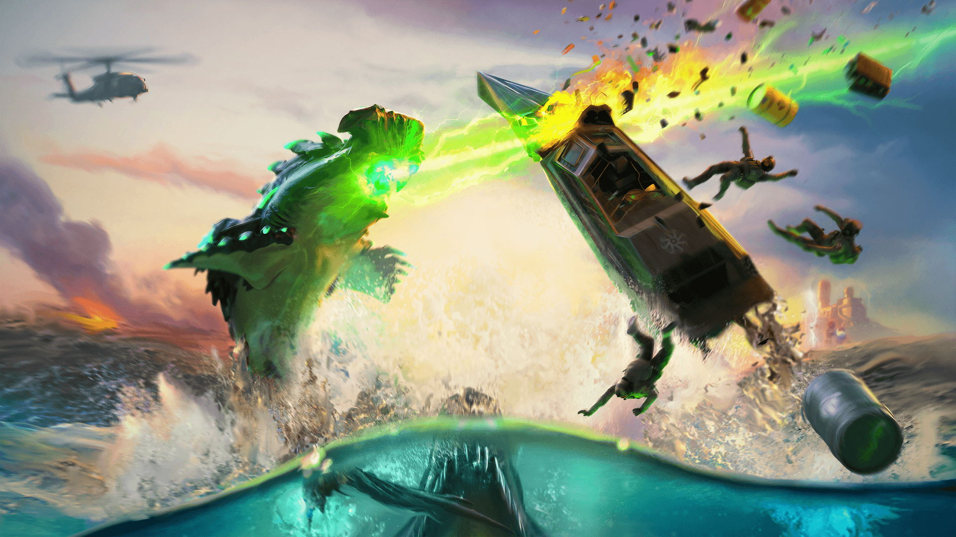 Test de Maneater : Truth Quest (PC, PlayStation, Xbox)