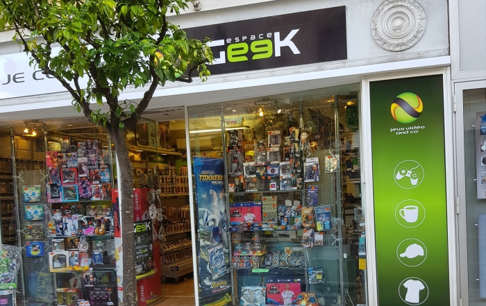 jeux video and co espace geek
