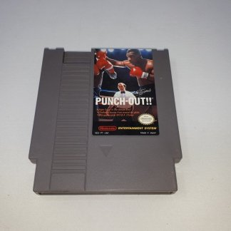 Mike Tyson's Punch-Out NES (Loose)
