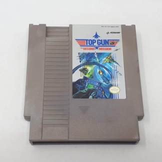 Top Gun The Second Mission NES (Loose)