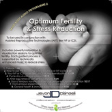 Optimum Fertility & Stress Reduction Mind Body Audio Programme 2 (MP3)