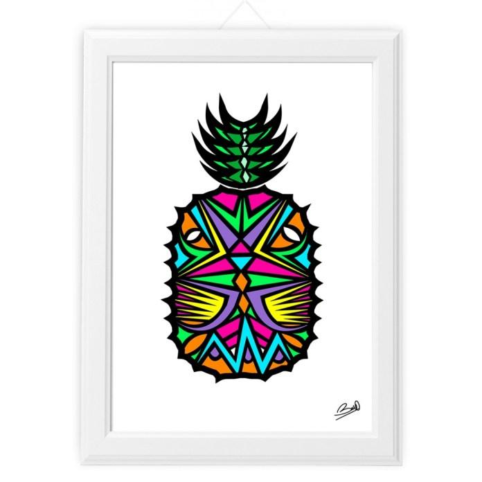 baro-sarre-fruika-tableau-ananas-jewanda