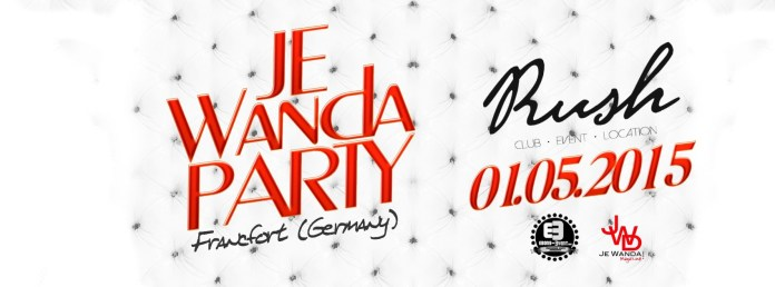 JeWanda Party Francfort 2015