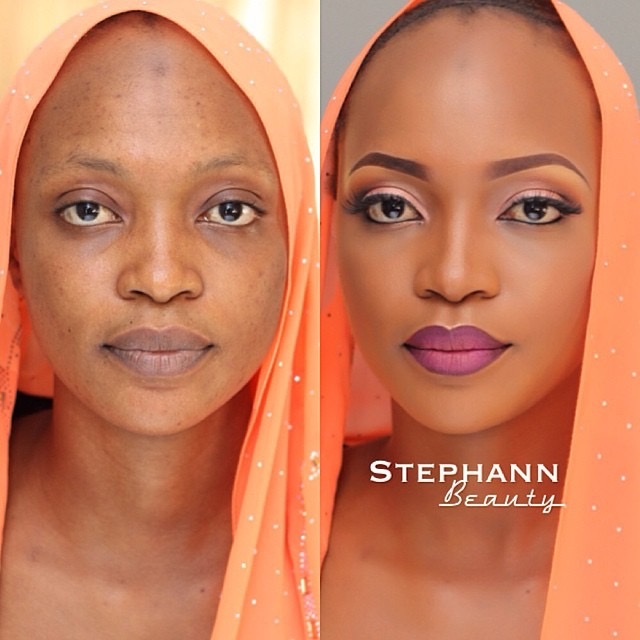 transformation,maquillage,mariage stephann beauty jewanda