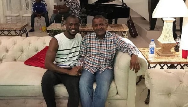 peter-okoye-incroyable-anniversaire-jewanda