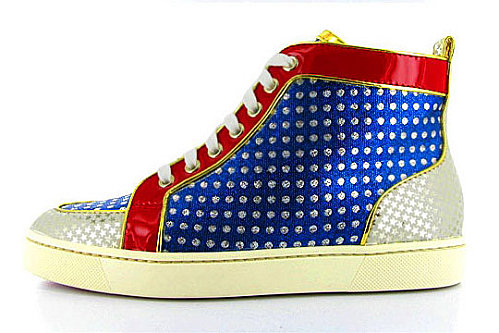 Baskets Louboutin