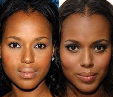 Kerry-WashingtonLes stars avant et apres la chirurgie esthetique-jewanda-2