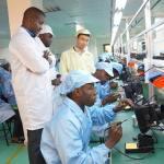 Tech : L'usine VMK du Congo vient de produire ses premiers téléphones