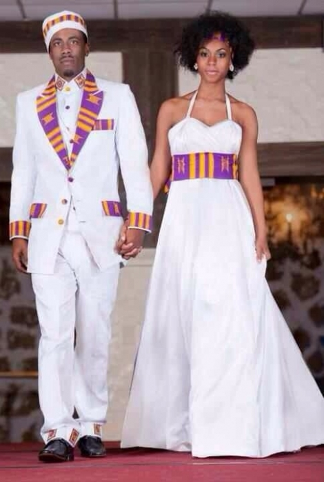 Mariage 25 Superbes Tenues De Mari E D 39 Inspiration Africaine Je Wanda Magazine