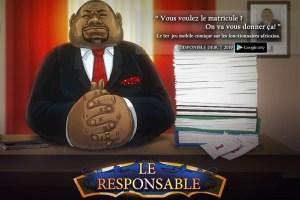 WandaNews : Kiroo Games développe le 1er jeu mobile comique sur les fonctionnaires africains