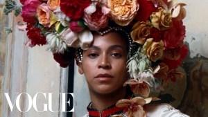Vidéo : Beyoncé en couverture de Vogue…