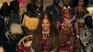 Clip : Quand Janet Jackson se met à l'afrobeat avec «Made for now» avec Daddy Yanke