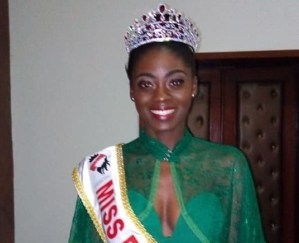 Beauté : Qui est Marie Yolande Zoa, la première Miss Écrans Noirs ?