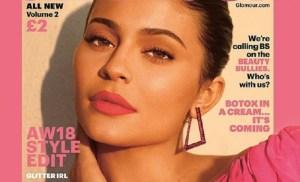 People : Kylie jenner se confie sur ses lèvres et sa silhouette post-grossesse