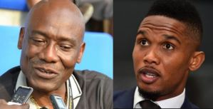 Sport : Samuel Eto'o chiba* Joseph Antoine Bell, il rétorque sur Facebook