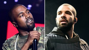 People : Kanye West clashe violemment Drake sur Twitter !