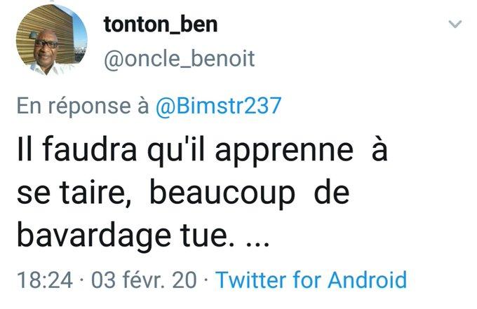 News : Jean de Dieu Momo remet le passeport de Longuè Longuè, les internautes sont ...