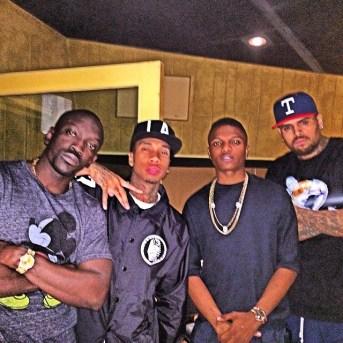 Wizkid-Chris-Brown-Tyga-Bu-Thiam-Jewanda