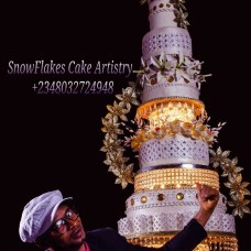 WanDiscovery - SnowFlakes-Artistry - Gateaux-mariage-africains-Nigeria-jewanda-7