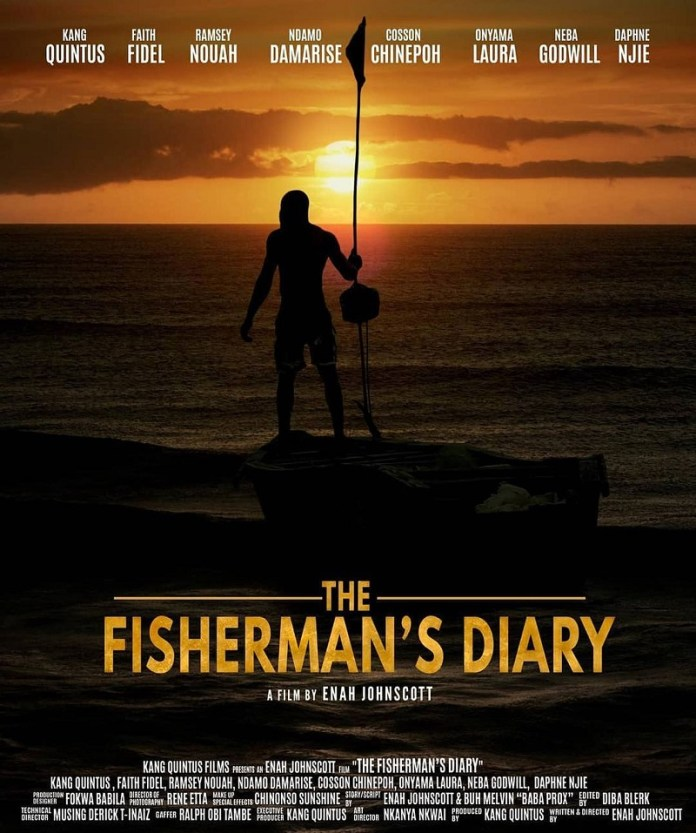"""THE FISHERMAN'S DIARY"", CE FILM CAMEROUNAIS VOUS TOUCHERA"