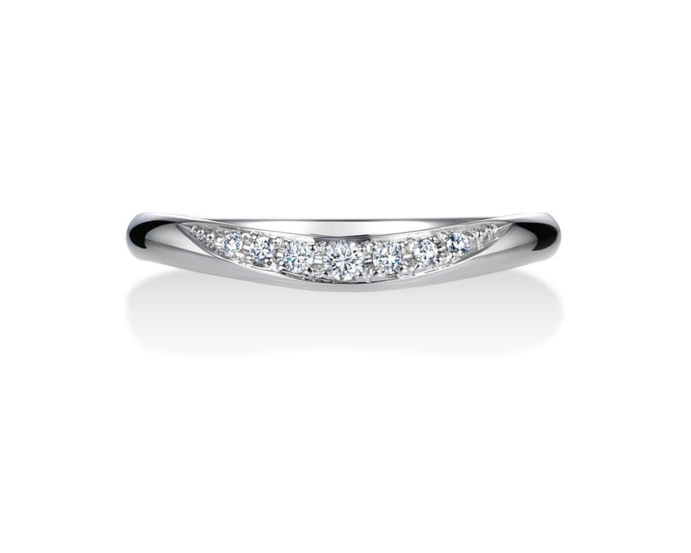 ロイヤルアッシャー結婚指輪