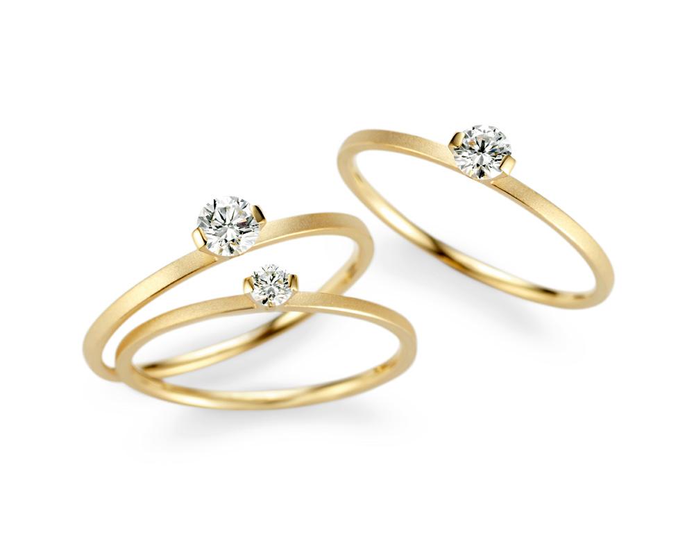 ニーシング婚約指輪