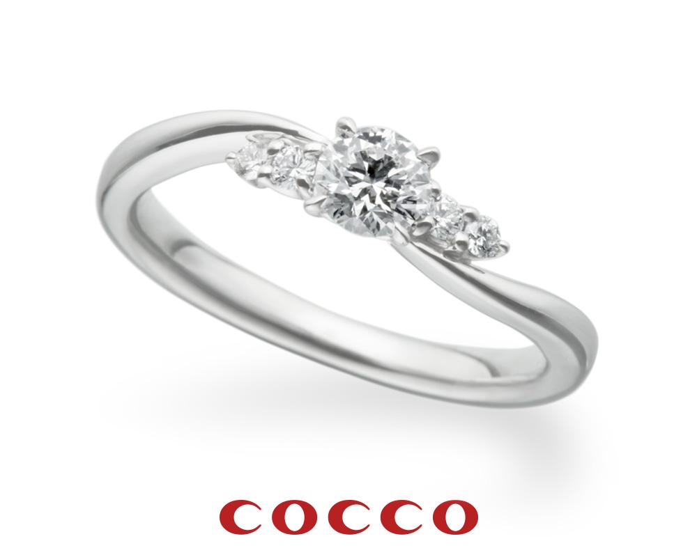 COCCO 婚約指輪