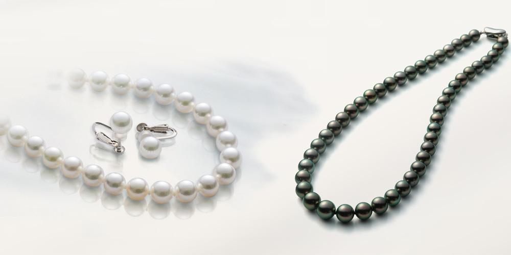 真珠パールフェア