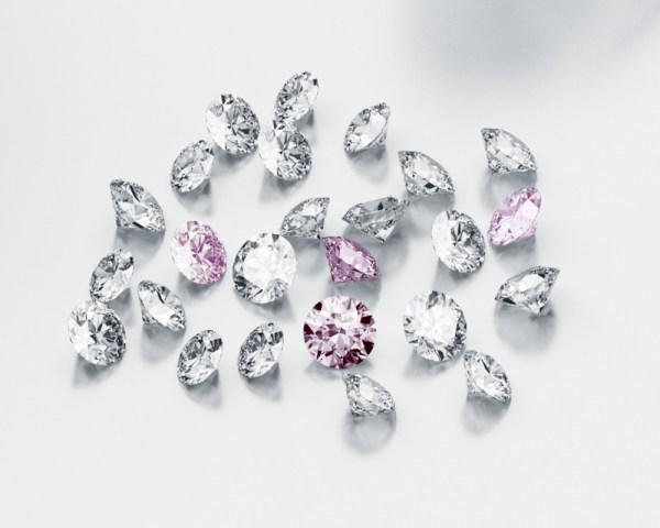 高知で探すピンクダイヤモンドの結婚指輪