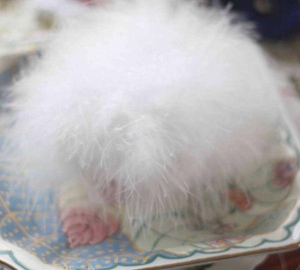 DIY WEdding Decor Idea | Dandelion Feather Flower Tutorial