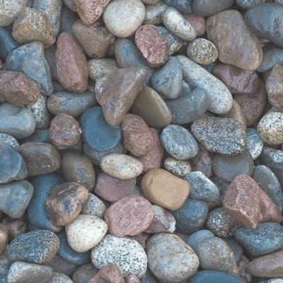Colorado Rainbow River Rock Gravel Image