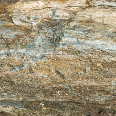 Cloud Schist Boulder Image
