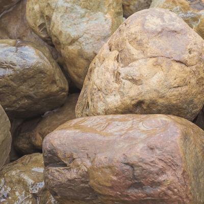 Sandstone River Rock Image