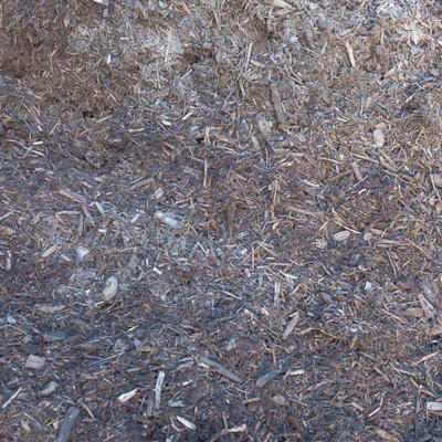 Hardwood Mulch Image
