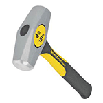 Drilling Hammer 4lb - Fiberglass Handle Image