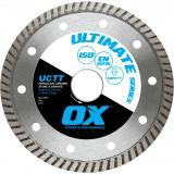 OX Ultimate Turbo Pocerlain Diamond Blade Image