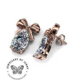 romantiska örhängen