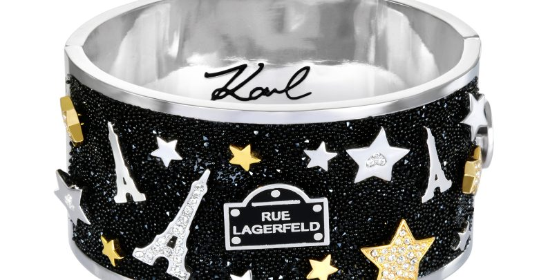 Karl Lagerfeld bangle
