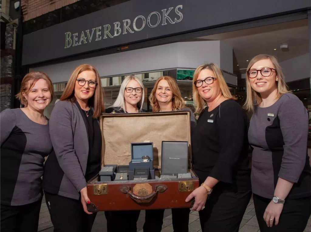 Beaverbrooks: Celebrating 100 years