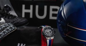 One year from the FIFA World Cup 2018tm Hublot reigns supreme in Timepieces Football