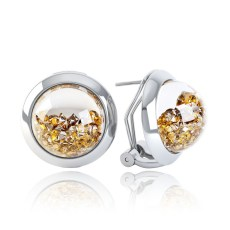 Cab-sapphire-dome-earring_Citrine