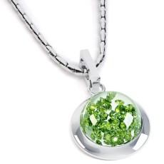 Sapphire-dome-pendant_Peridot