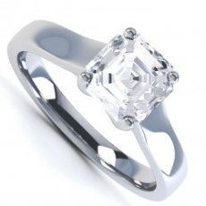 asscher-shaped-diamond-ring