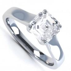 asscher-shaped-diamond-ring