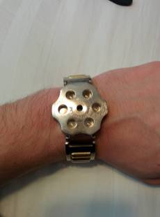 17 - This watch belonged to my father He never really wore it and gave it to me when i was pretty young