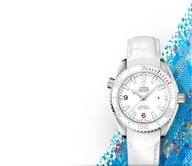 omega watch woman