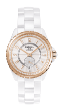 Chanel-J-12-365-White-Ceramic-Diamond-Gold-Watch-H3843