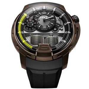 HYT-H1-Titanium-Bronze-Watch