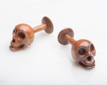 KARV-Cufflinks-Skulls-Natural-Studio-Pair