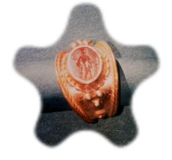 Augustus Ring 27BC-14AD